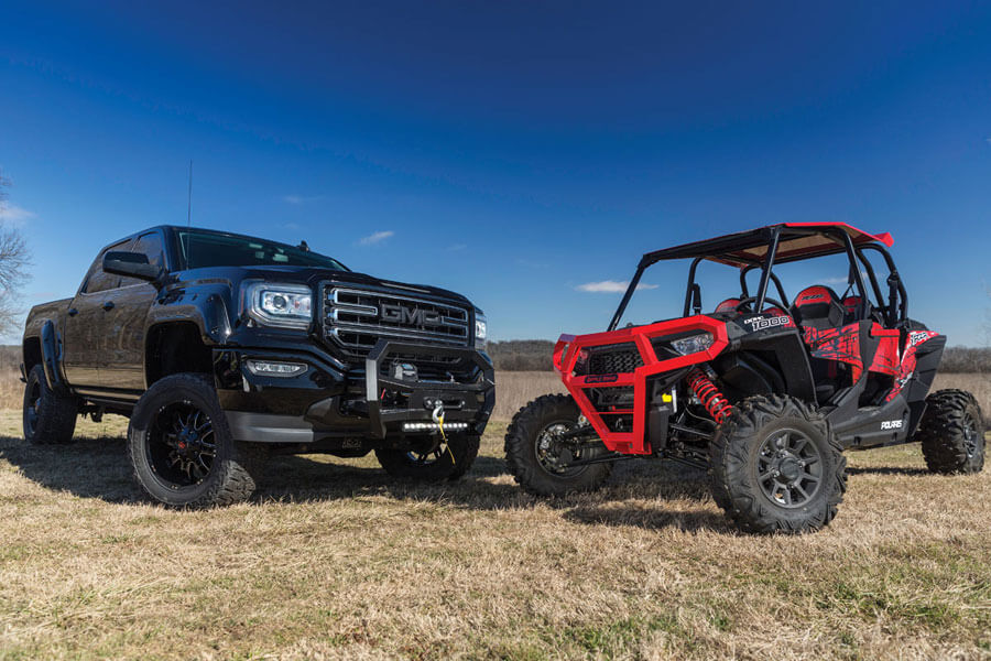 Battle Armor Off-Road Truck and UTV Accessories
