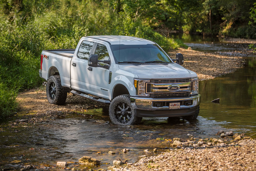 Heavy-Duty And Stylish Truck Accessories