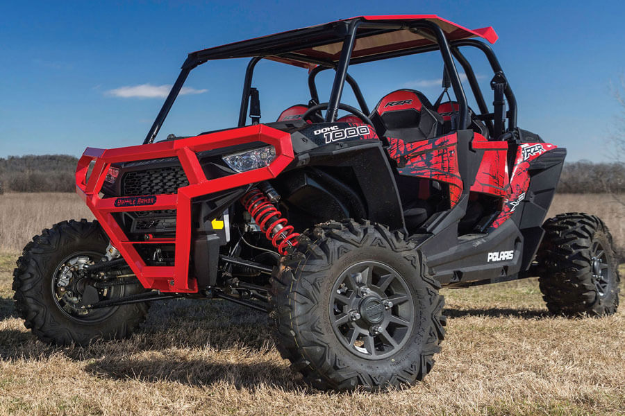 Custom Color UTV Accessories To Match Your Style