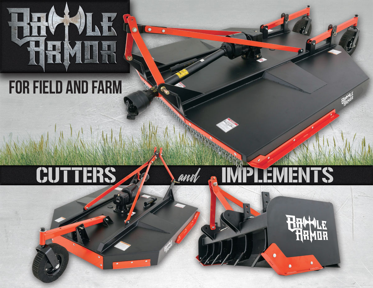 Battle Armor Cutters and Implements Catalog
