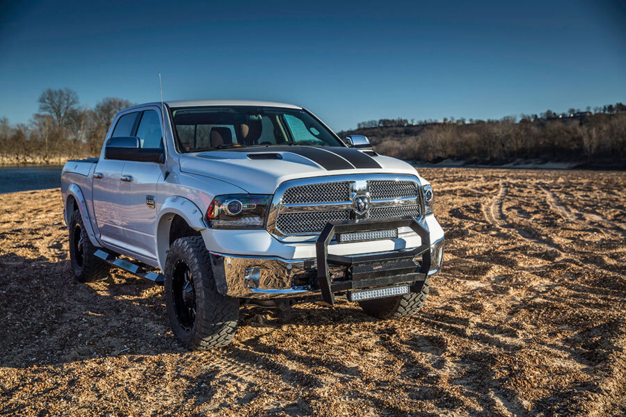 Battle Armor Dodge Ram Truck Accessories