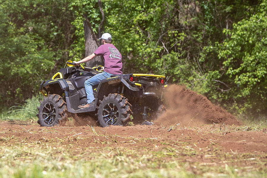 Big Buck Food Plot Plow - Available in a Six-Disc Version for ATVs