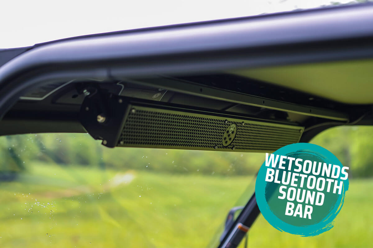 Wetsounds Bluetooth Sound Bar