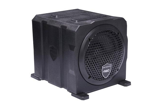 WET SOUNDS STEALTH AS SUBWOOFER
