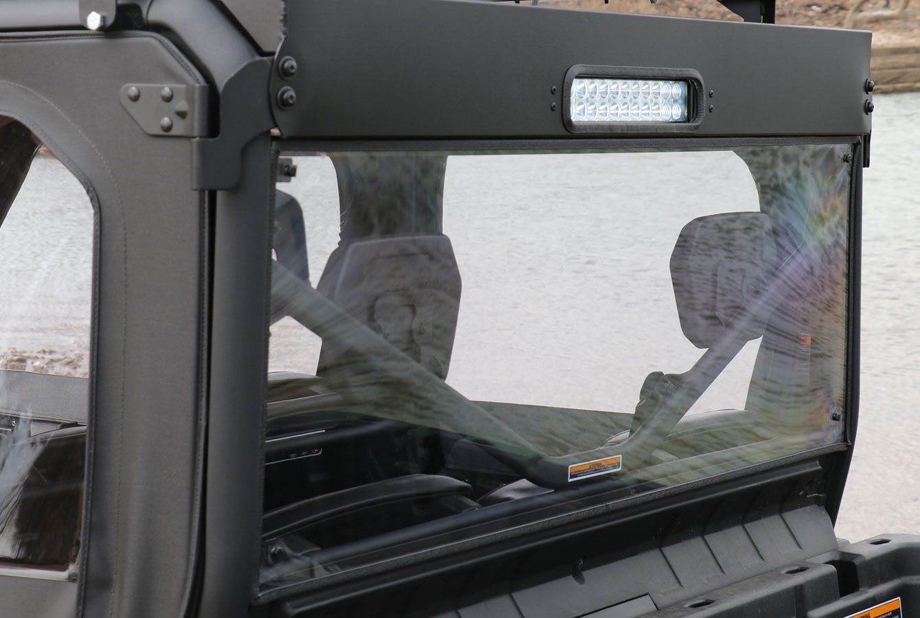 2016+ DEFENDER REAR WINDSHIELD