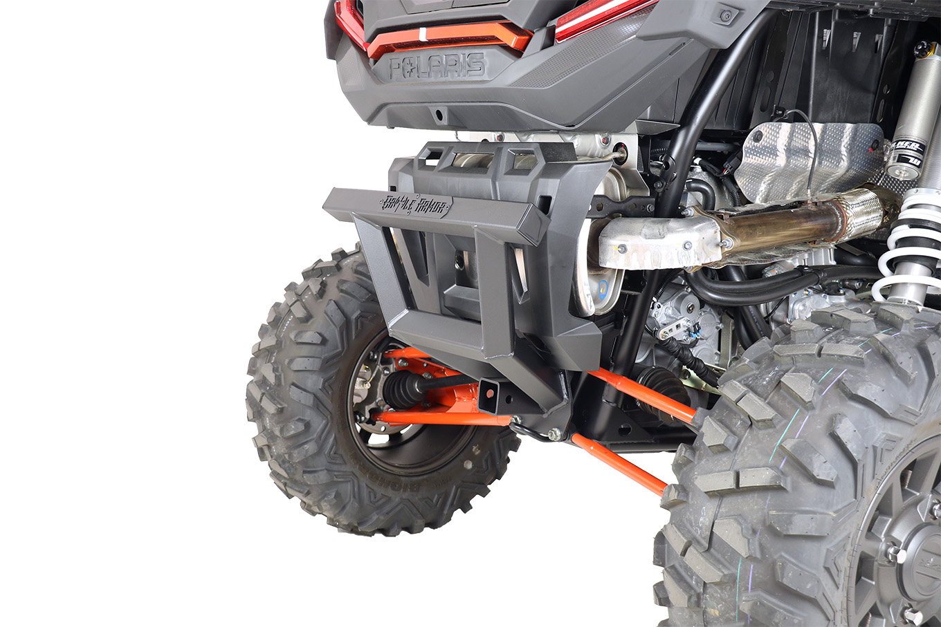 Polaris RZR Gen 2 Rear Bumper