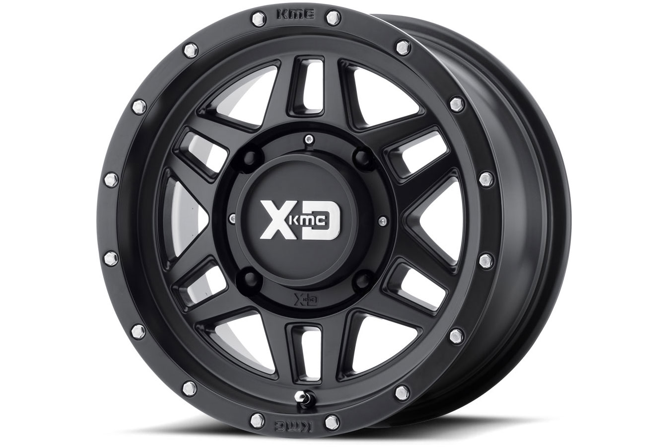 KMC 128 MACHETE WHEELS