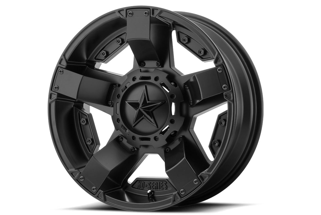 KMC 811 ROCKSTAR II WHEELS