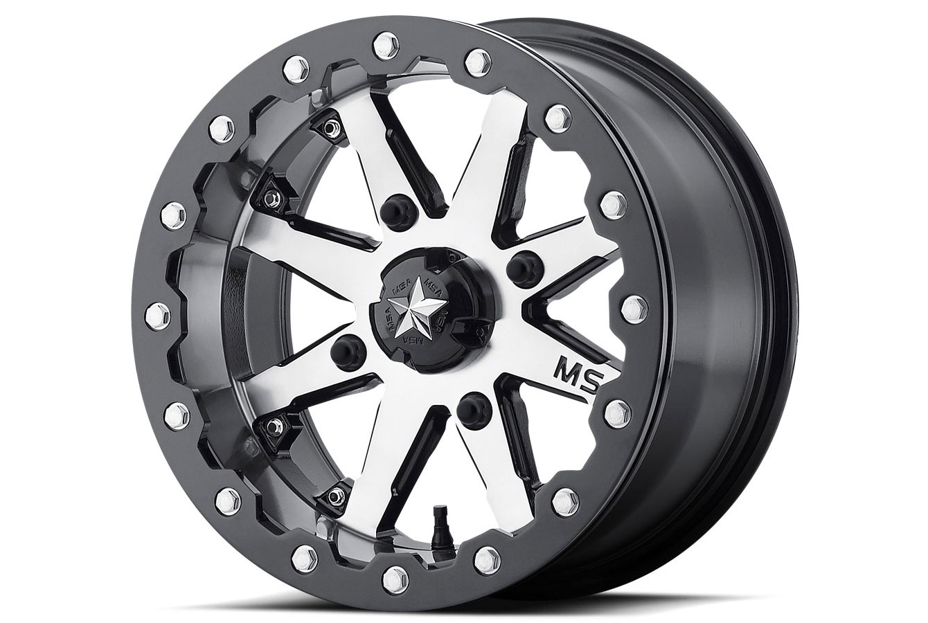 MSA M21 LOK WHEELS