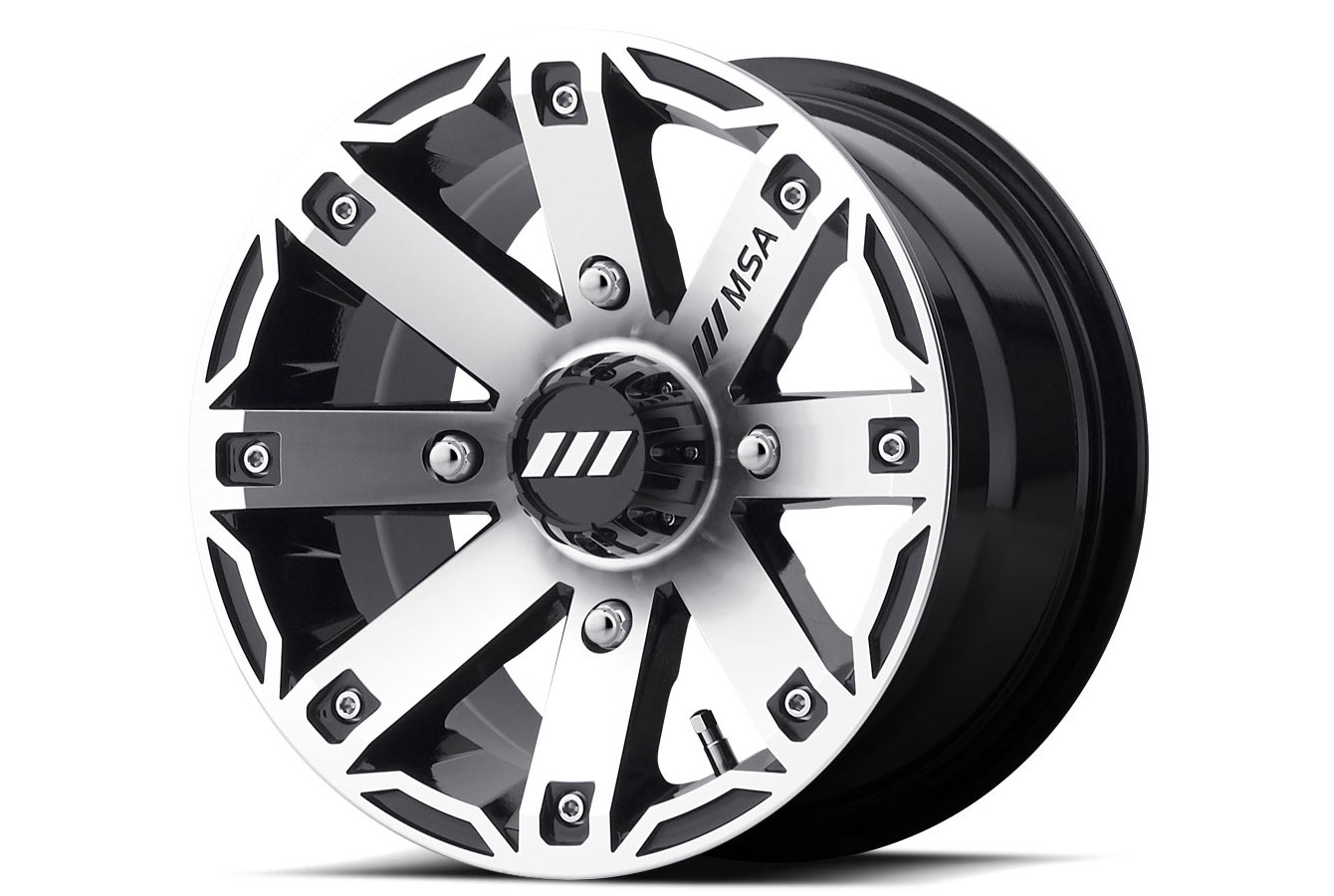 MSA M27 RAGE WHEELS