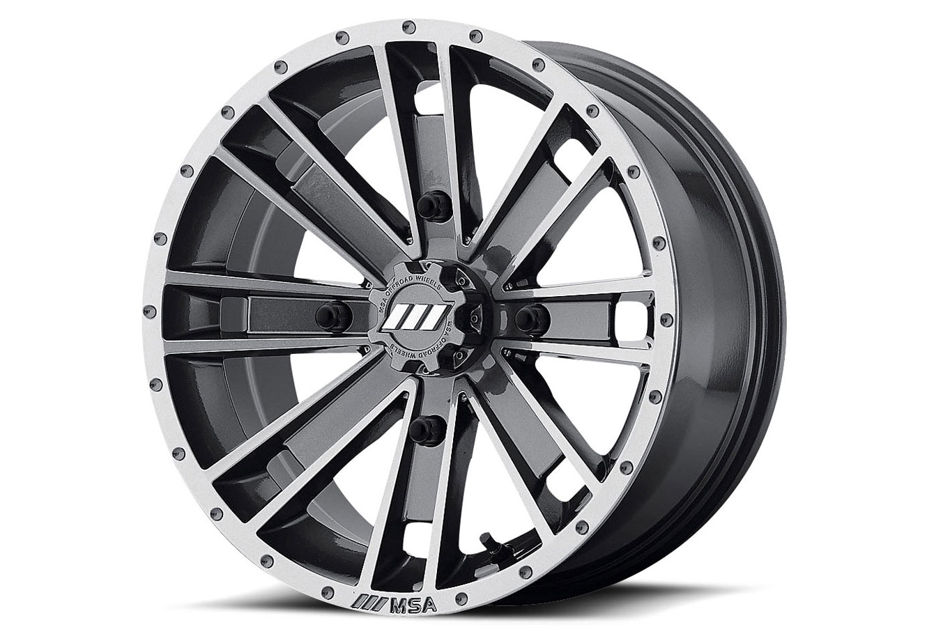 MSA M28 AMBUSH WHEELS