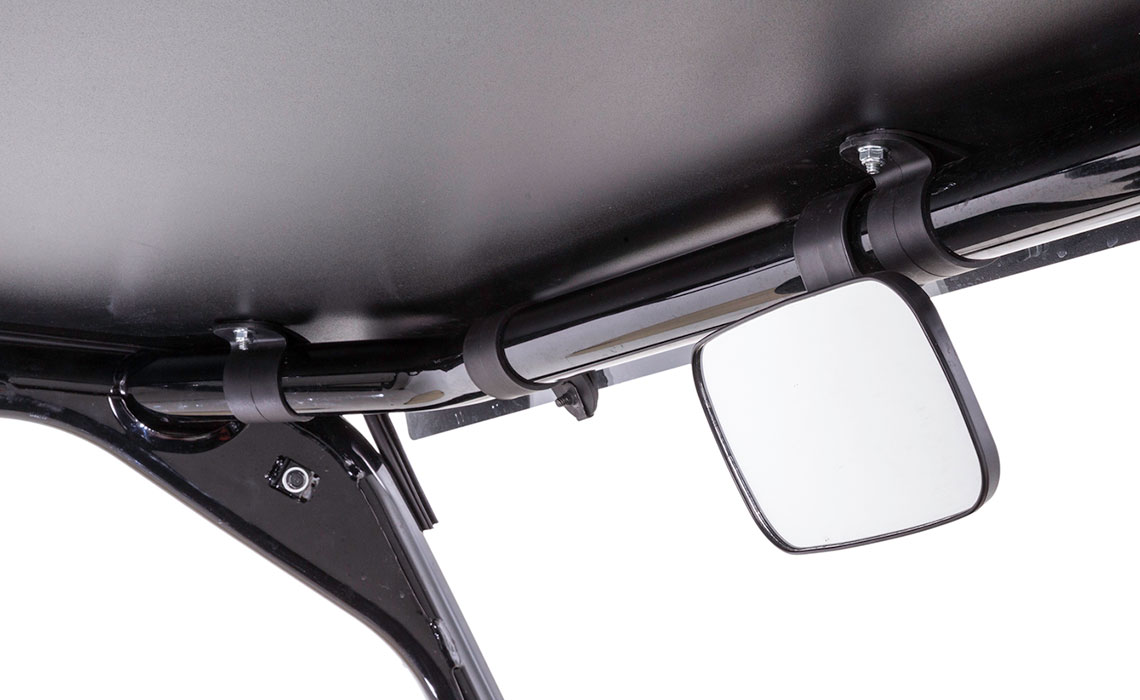 UNIVERSAL REARVIEW MIRROR